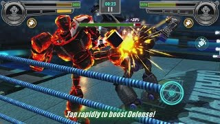 getlinkyoutube.com-Real Steel Champions Android Gameplay #8