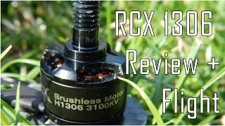 getlinkyoutube.com-RCX 1306 3100KV Motor Review