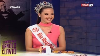 getlinkyoutube.com-Tonight with Arnold Clavio: Is Catriona Gray ready to conquer Miss World 2016?
