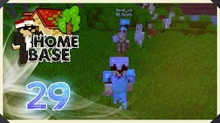 getlinkyoutube.com-MineCraft : Home Base #29 草泥馬探險記(下) w/承