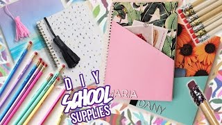 getlinkyoutube.com-Easy & Cheap DIY School Supplies! You NEED to try!│Mawizaaable