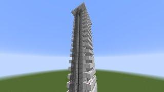 getlinkyoutube.com-It's a kind of magic! - Minecraft Anvil Elevator :D