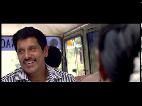 Thandavam- Chiyaan falls for Anushka