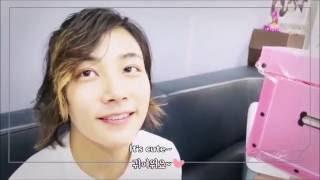getlinkyoutube.com-Jeonghan x S.Coups - Pre-debut/Adore U Moments Pt. 1