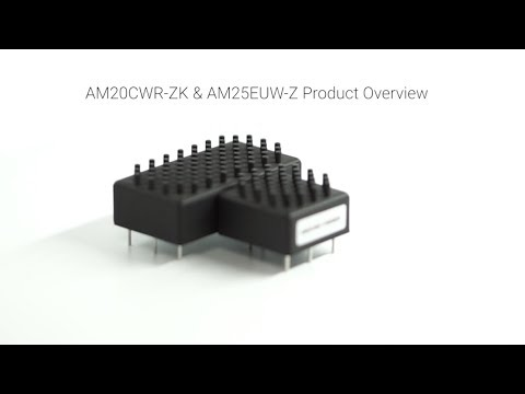 Aimtec Multi-product Overview AM20CWR-ZK & AM25EUW-ZK