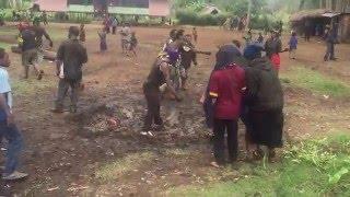 getlinkyoutube.com-Birop New Year(2016) Mud Fight