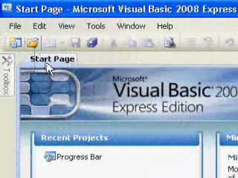 Visual Basic Tutorial - 8 - List Box