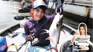 getlinkyoutube.com-ถล่มฝูงปลาเทโพ แม่น้ำเจ้าพระยา by mayme fishingEZ