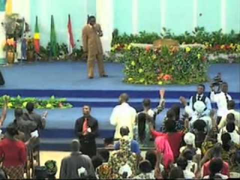 Apostle Johnson Suleman, Easter Service 2010 7 end