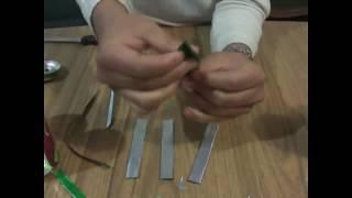 getlinkyoutube.com-vídeo tutorial como hacer una flor con una lata de refresco 14 de febrero