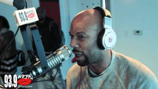 Common - EZ Street Show Freestyle
