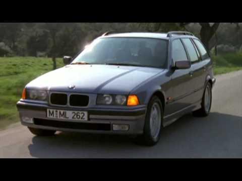 BMW E36 3 Series - модельный ряд