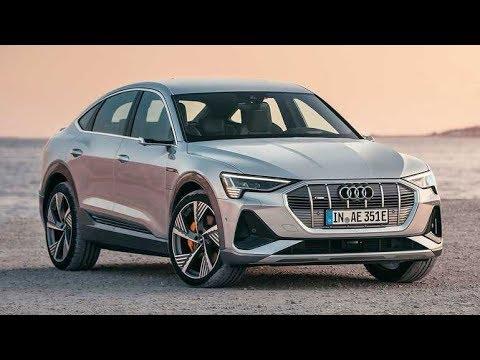 2021 Audi e tron Sportback 55 quattro
