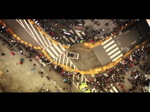 Downhill soapbox race - Red Bull Soapbox Belgium 2012