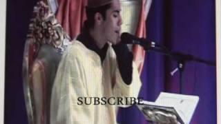 getlinkyoutube.com-القارئ المغربي الذي قرأ أمام العفاسي (أداء رهيب) Maroc يوسف الدغو ش
