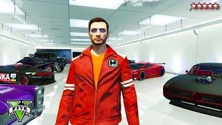 getlinkyoutube.com-GTA 5 PIMP MY GARAGE!!! - GTA 5 CUSTOMIZING Garage & Cars - Best GTA Garage Setup