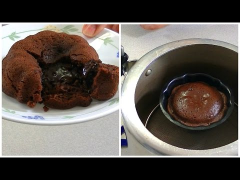 Molten Lava Cake In Cooker - Hindi with English subtitles