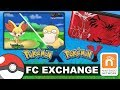Pokemon X & Y 3DS Online Battles, FC Exchange, 3DS Capture Card Gameplay Test, and Pokemon Update!