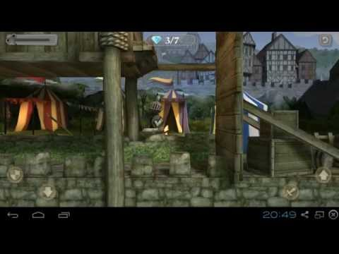 Wind-up Knight 2 - Gameplay HD Gra Recenzja Android iOS Windows