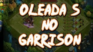 Castillo Furioso - Castle Clash: Oleada S No Garrison