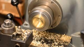 getlinkyoutube.com-Marc Aroner on Making Brass Rod Tube Hardware