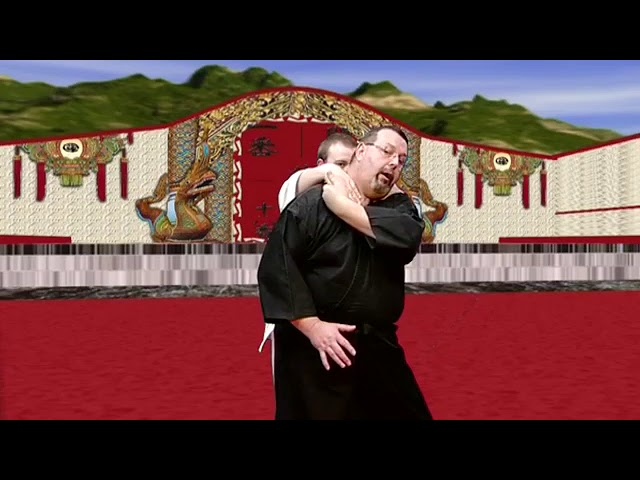 Samuraiki Self Defence Secrets of Aiki Jutsu