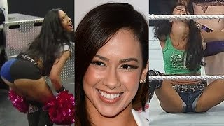 AJ Lee Fap Tribute October 2017 Sexy & Hot width=