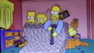 getlinkyoutube.com-Bart , creo que el coco esta en casa .