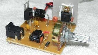 getlinkyoutube.com-controlador de velocidade para motores c. 12V e até 20A de corrente