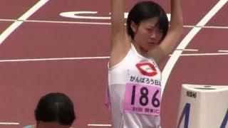 getlinkyoutube.com-Athletics W'800m Final 関東インカレ陸上2012-520