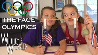 The Face Olympics | Whitney and Blakely