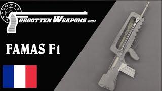 getlinkyoutube.com-Semiauto FAMAS F1 Rifle