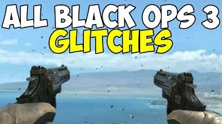 Black Ops 3 All Best Working Glitches - CoD Bo3 Glitch Montage