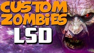 "getlinkyoutube.com-""LSD ZOMBIES"" w/Johnyj25 - Call of Duty Zombies Custom Map"