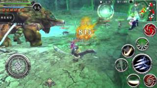 getlinkyoutube.com-[RPG AVABEL ONLINE] 同盟さんと狩り♪