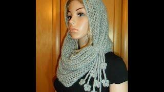 getlinkyoutube.com-Punto maglia traforato reversibile