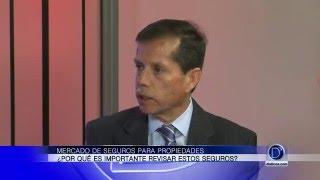 Neftalí Espinosa habla de la importancia de revisar los seguros de propiedades