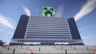 getlinkyoutube.com-【Minecraft】マイクラ鉄道 トロッコの旅 #2