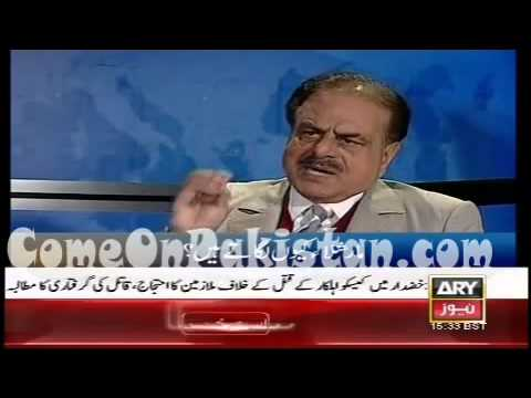 Gen  Rtd  Hameed Gul Says Start Trail from Me of Generals