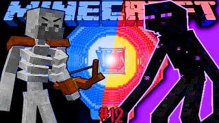 "getlinkyoutube.com-MUTANT SKELETON VS MUTANT ENDERMAN! Битва мобов в Minecraft! #12 ""Mob Battle"""