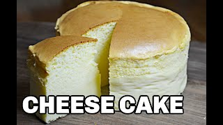 How to make Japanese Cheese Cake