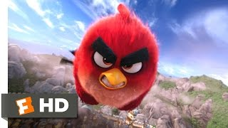 Angry Birds   Red Flies Scene (8/10) | Movieclips