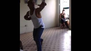 getlinkyoutube.com-Balodia Rodriguez bailando Ochósi