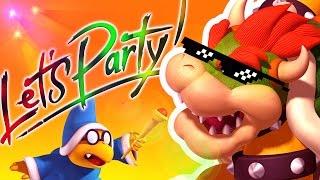 getlinkyoutube.com-BOWSER DANCE PARTY | Super Mario Maker