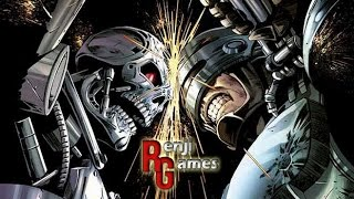 getlinkyoutube.com-Ретроспектива: обзор Robocop vs Terminator (Sega) #9