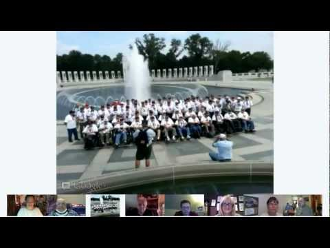 Veterans Virtual Tours to WWII Memorial