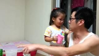 getlinkyoutube.com-아빠와딸의 말싸움(마지막압권)