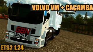 getlinkyoutube.com-Volvo VM + Ronco + Interior + Caçamba Ets2 1.24