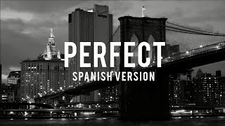 getlinkyoutube.com-One Direction - Perfect (spanish version) - Dani Garcia (Lyric Video)