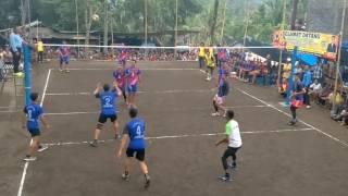 FINAL..!! SERU..!! BIMA VS DENI CS- OLGA CUP VOLLEYBALL part 2
